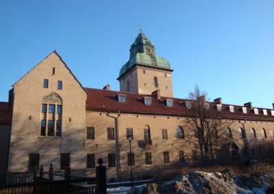 St-Gorans-Gymnasium